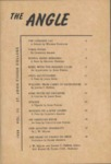 Angle 1958, Volume 3, Issue 1