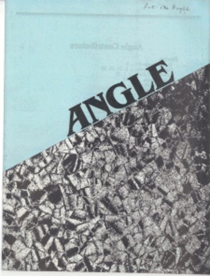 Angle 1979, Issue 1