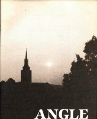 Angle 1981, Issue 1