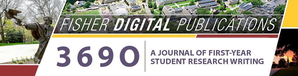 3690: A Journal of First-Year Student Research Writing